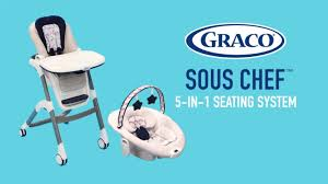 Graco High Chair 4 In 1 Graco Sous Chef Highchair Davis Target