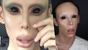 Becoming A Makeup Artist Black Time Travel White People News White Makeup Artist Gets