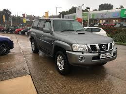 used nissan patrol for sale rac cars