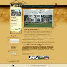 fairway custom homes websites for anything