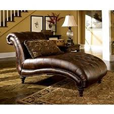 Cleopatra Chaise Lounge Amazon Com Meridian Furniture Seville Upholstered Chaise Lounge
