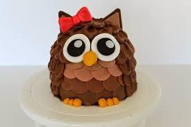 owl cake owl cake tutorial joyfully home