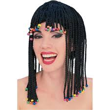 girls hair rings images Hair braid beads ebay JPG