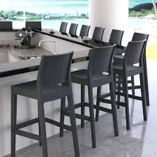Outside Patio Bar by Stools Patio Dining Sets Counter Height Best 25 Transitional