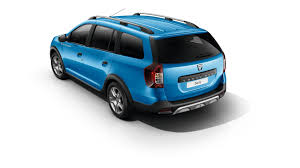 renault logan van logan mcv stepway is by far dacia u0027s coolest car in geneva