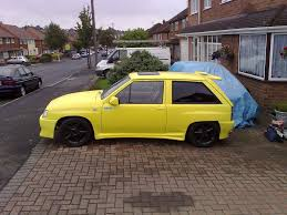 vauxhall yellow novamadmark 1992 vauxhall corsa specs photos modification info