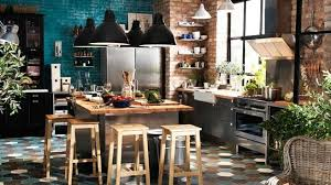 bistrot et cuisine deco une cuisine à l ambiance bistrot les lubies de