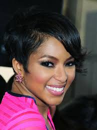 shortcuts for black women with thin hair pictures of short haircuts for black women short haircuts black