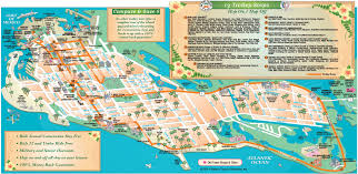 Florida Lighthouses Map by Key West Tours Conch Train Tour Vs Old Town Trolley