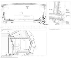 architectural floor plan gallery of princess alexandra auditorium associated architects