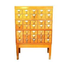 index card file cabinet index card file cabinet full image for best vintage library 3 5