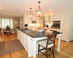 Lights For Kitchen Islands Pendant Lights Above Kitchen Island Hung At Different Heights To