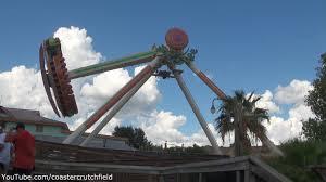 Six Flags San Antonio Frisbee Off Ride Hd Six Flags Fiesta Texas Youtube