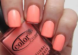 color club nail polish east austin swatch saturday color club