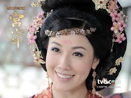 hairstyles in queens way which chinese ancient hair style is your favorite