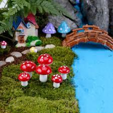 aliexpress com buy 10pcs lot fairy garden miniatures mini