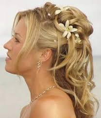 coiffure mariage cheveux lach s coiffure mariee cheveux