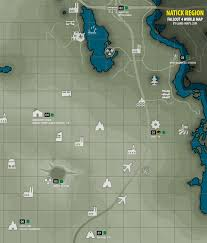 Fallout Vault Map by Natick Region Map Fallout 4