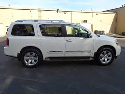 nissan armada seats 8 2012 used nissan armada 2wd 4dr sv at platinum used cars serving