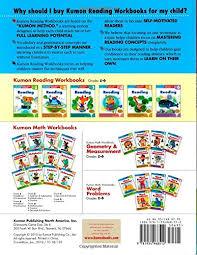 amazon com grade 1 reading kumon 9781934968512 kumon