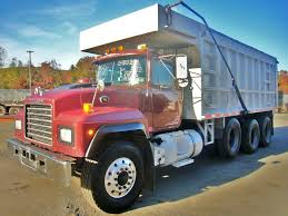 2000 mack rd688s tri axle dump truck for sale by arthur trovei