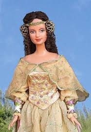Padme Halloween Costumes Star Wars Padme Amidala Ooak Picnic Dress Barbie Doll