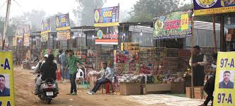 unrest in state hits sale of crackers fancy lights