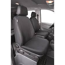 siege auto sur mesure housses de siège auto sur mesure pour mercedes vito fourgon gris