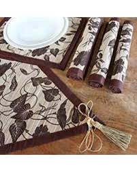 don t miss this deal fiber table runner and placemats set