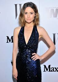 rose byrne at maxmara and w magazine cocktail party in los angeles