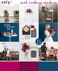 wedding planner degree toned mid century modern wedding inspiration b loved