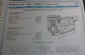 libro tractores manual servicio y reparación con detalles
