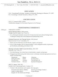 Resume Objective Examples For Any Job by Resume How To Write Qualifications
