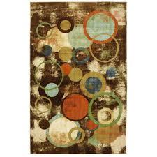 decor kaleidoscope texture 5x8 area rugs for floor decoration ideas
