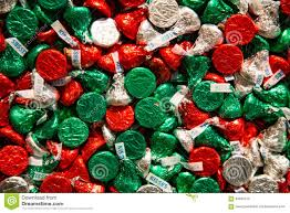 holiday hershey kisses editorial image image 63600475