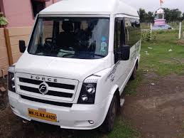 luxury minibus tempo travellers on hire for outstation in pune sai cabs