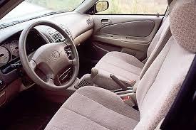1998 toyota corolla tire size 1998 02 toyota corolla consumer guide auto