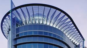 modern glass building in warsaw our great photos idolza