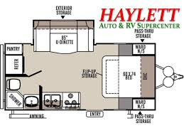 rockwood trailers floor plans 2016 forest river rockwood mini lite 2104s travel trailer