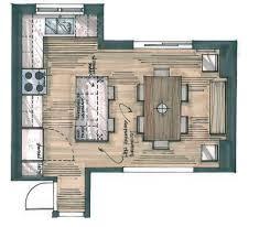 Kitchen Design Floor Plans by Candice Olson U0027s Divine Design Perfect Union Elle Decor