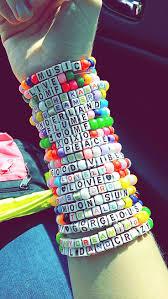 best 25 festival bracelets ideas on pinterest rave bracelets