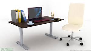 Height Adjustable Desk Electric by Adjustable Height Desk Electric Beta B He6 Sulmet