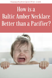 amber necklace babies images Amber necklace babies teething happy human pacifier png