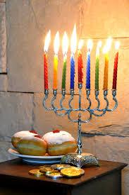 where to buy hanukkah candles beautiful hanukkah candles stock photo image of 22595568