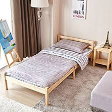 Small Bed Frames Greenforest Single Bed Frame 3ft Small Wooden Beds For