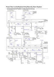 honda wiring diagram of 98 honda civic stereo wiring diagram