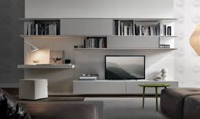 inspiring wall shelving units to complete your 207 green way parc