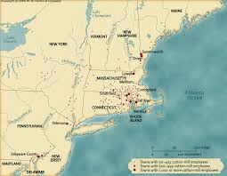 Map Of New England by Maps Charts U0026 Graphs