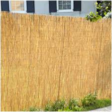 backyard x scapes stained bamboo rug home outdoor decoration