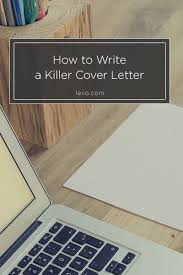 the 4 paragraphs that make a killer cover letter paragraph
